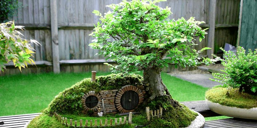 Мини-сады на участке