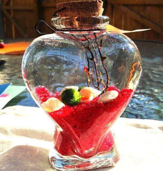 Пико-аквариумы в миниатюрных декоративных бутылочках